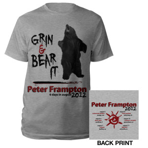 Grin & Bear It Tour Tee
