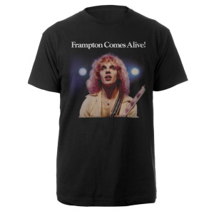 """Frampton Comes Alive!"" Photo Tee"