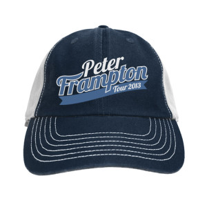 Peter Frampton Tour Hat