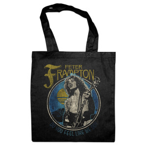 Peter Frampton Do You Feel Like We Do Tote