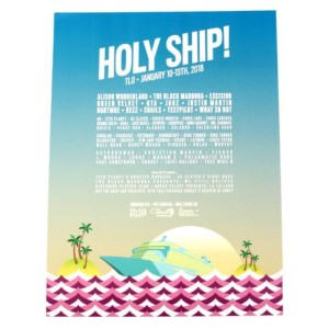 Holy Ship! 2018 11.0 Poster
