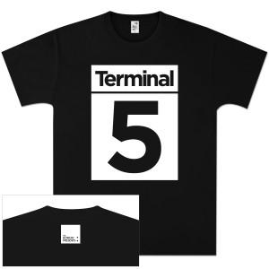 Terminal 5 T-shirt