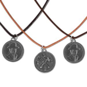 GOTR Sterling Silver Pendant Necklace