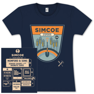 Simcoe Main Event Ladies T-Shirt