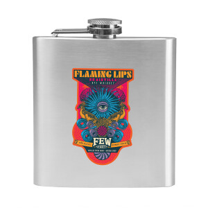 Brainville Flask