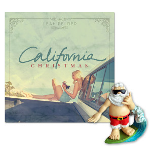Leah Felder - California Christmas CD Bundle