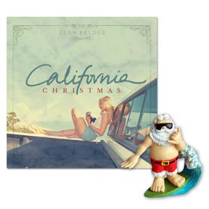 Leah Felder - California Christmas CD Bundle