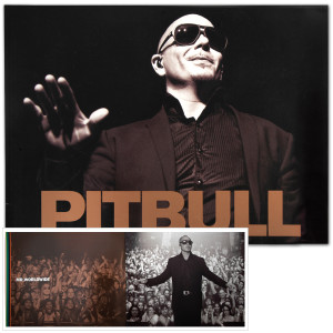 PITBULL Tour Book