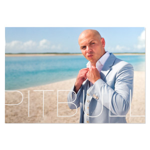 PITBULL 2014 Tour Book
