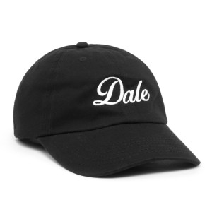 Dale Dad Hat - Black