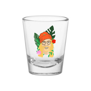 Variety Show Shot Glass