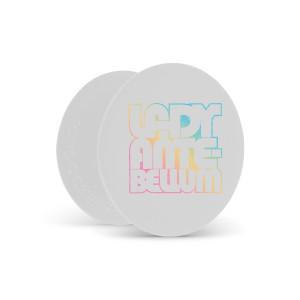 Lady Antebellum White Pop Socket