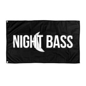 Night Bass Flag