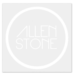 Allen Stone - Sticker (Clear)