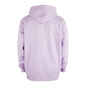 Lavender Crest Hoodie