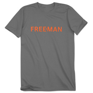 Freeman Block Logo T