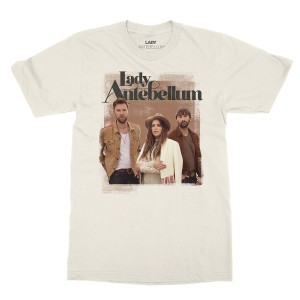 Lady Antebellum 2019 Tour T-shirt