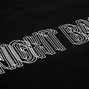 Night Bass Double Vision Long Sleeve T-Shirt
