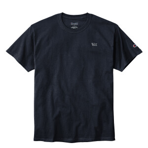Wet - Navy Champion T Shirt