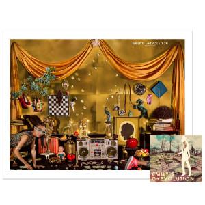 Standard CD + LTD Edition Photo Print