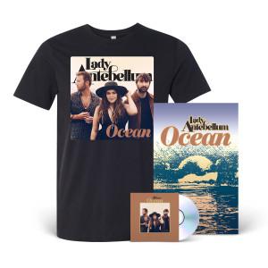 Lady Antebellum - Ocean CD Bundle