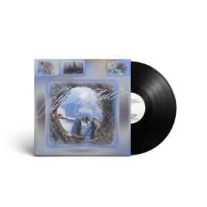 Letter Blue Vinyl
