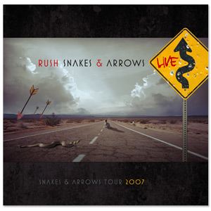 Snakes & Arrows Live 2007 CD