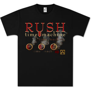 Rush Time Machine Tour T-Shirt