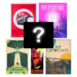 Mystery Poster Sale