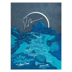 Part Of The Light Tour 2018 - 7/7 St. Louis, MO Poster