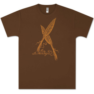 Ray LaMontagne - Men's Feather T-Shirt