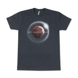 Ray LaMontagne Ouroboros 2016 Tour Dates T-shirt