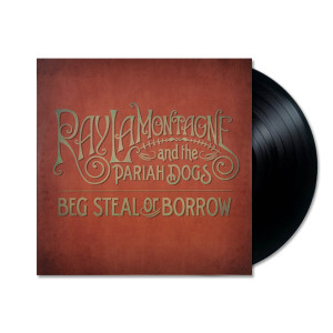 "Beg, Steal or Borrow 45"" Vinyl"