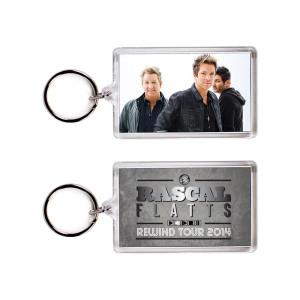 2014 Rewind Tour Photo Keychain