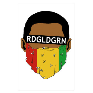 RDGLDGRN Lootin Poster - Signed