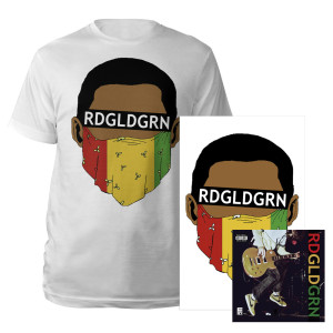 "RDGLDGRN ""Lootin"" Album Bundle"