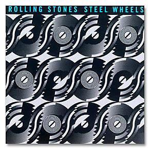 Rolling Stones - Steel Wheels (2009 Re-Mastered) CD