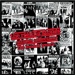 Rolling Stones - Singles Collection: The London Years  (Re-Mastered - Digital Download)