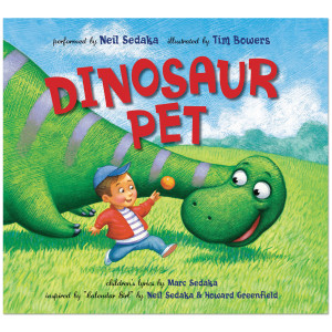 Neil Sedaka Dinosaur Pet Book