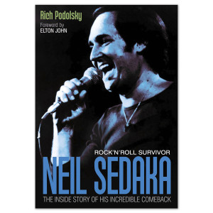 Neil Sedaka:  Rock N Roll Survivor Book