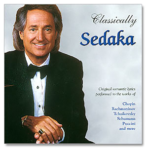 Classically Sedaka CD