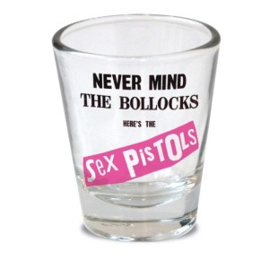 Bollocks Shot Glass