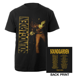 2014 Louder Than Love Tour Tee