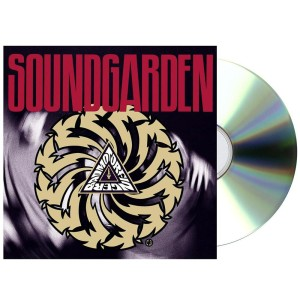 Badmotorfinger 25th Anniversary CD
