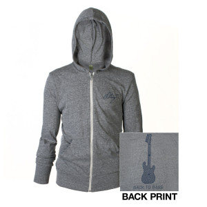 Sting Back to Bass Zip Hoody
