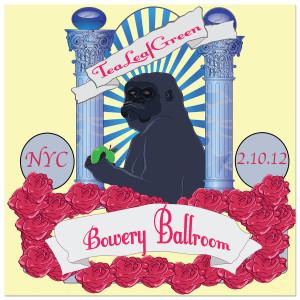 TLG Live at Bowery Ballroom, New York, NY - 2/10/2012