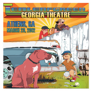 TLG Live at the Georgia Theatre, Athens, GA - 3/23/2012