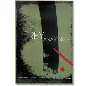 Trey Anastasio - Fall Tour Poster