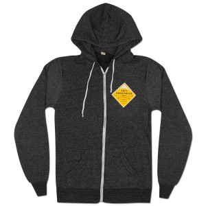 Trey Anastasio Band Acoustic/Electric Alpine Zip Hoodie on Heather Charcoal
