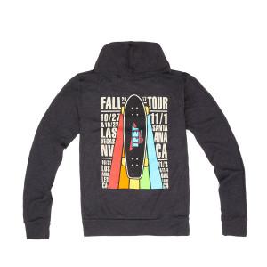 Fall Tour 2017 Full Zip Hoodie